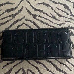 Carolina Herrera Black Wallet